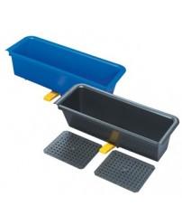Дозировочная ванна Twixter, вкл.2 сита, синяя 883101