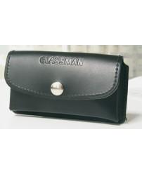 Кожаный футляр для скребка Glassman