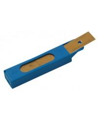 Запасные лезвия для держателя лезвий и Glassman (25 шт.) в диспенсере